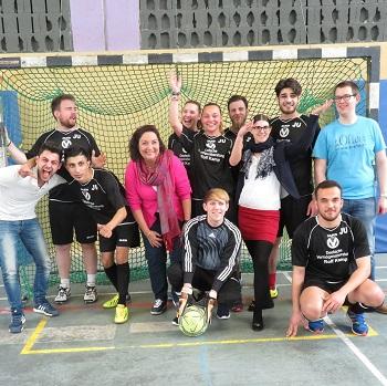 JU-Fußballturnier: Spannend bis zum Schluss