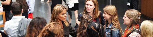 Noll trifft Nachwuchspolitiker aus dem Kreis Mettmann in Berlin