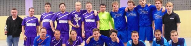 Nachbericht: Sieger und Verlierer beim spannenden Fußballturnier der JU Langenfeld