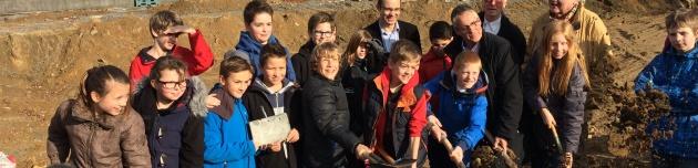 Junge Union freut sich auf die neue Gesamtschule