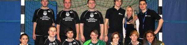 Fußballturnier der Jungen Union geht in die nächste Runde Teams können sich jetzt anmelden