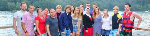 Wasserspaß und politische Erfolge – Junge Union lud zur Jahreshauptversammlung 2014