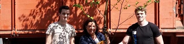 Junge Union verteilt 53 Maibäume