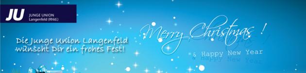Nikolaus rockt die Tanzschule – Gemeinsame Weihnachtsfeier der JU Langenfeld und Monheim